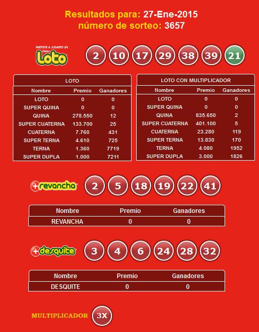 loto-3657